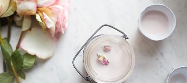 rozen-amandelmelk