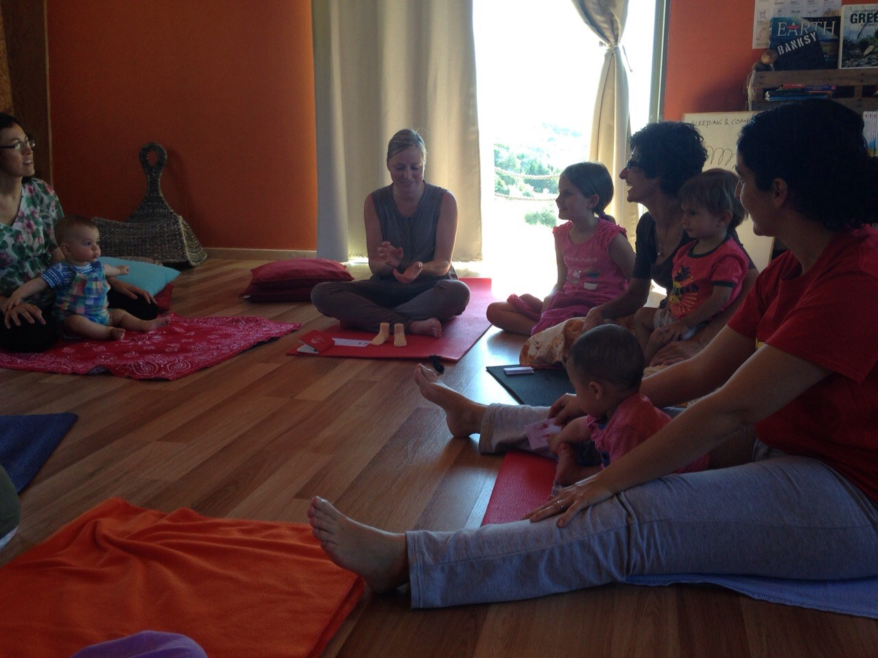 lesgeven-babyreflexologie-doceren